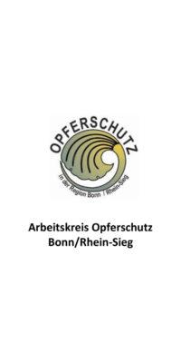 Logo des Arbeitskreises Opferschutz Bonn/Rhein-Sieg