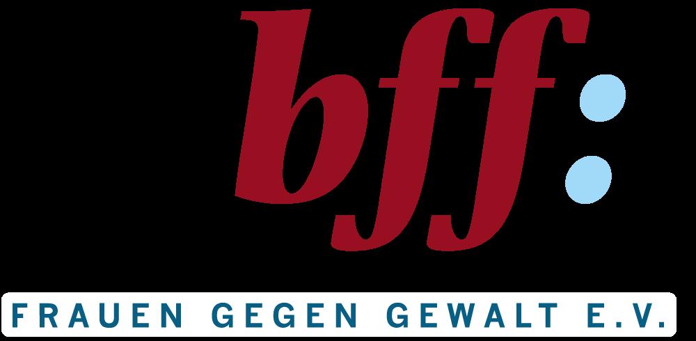 Logo bff: Frauen gegen Gewalt