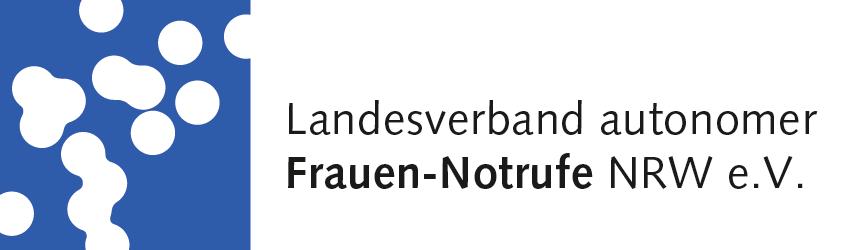 Logo Landesverband autonomer Frauen-Notrufe NRW