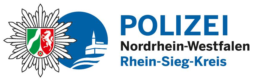 Logo der Polizei NRW Rhein-Sieg-Kreis